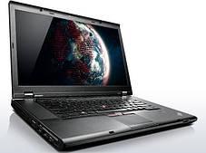 """Ноутбук Lenovo T530/15.6""""/i5(III GEN)/16 Gb/240 SSD, фото 2"""