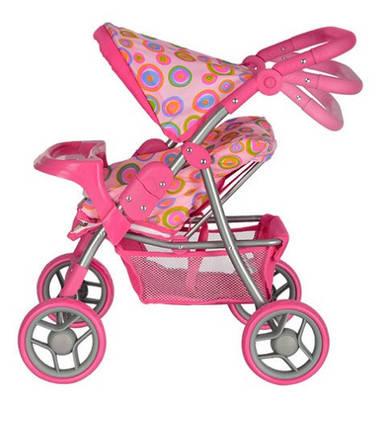 Детская коляска для кукол Melogo 9337 ET/005 (2 вида), фото 2