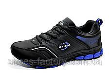 Мужские кроссовки Bona 2019, Dark Blue\Black (Бона), фото 2