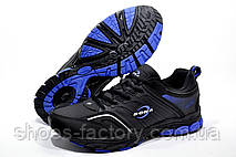 Мужские кроссовки Bona 2019, Dark Blue\Black (Бона), фото 3