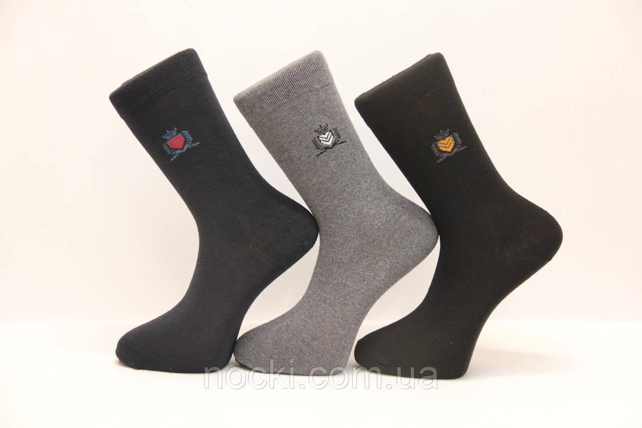 Стрейчевые мужские носки KBS