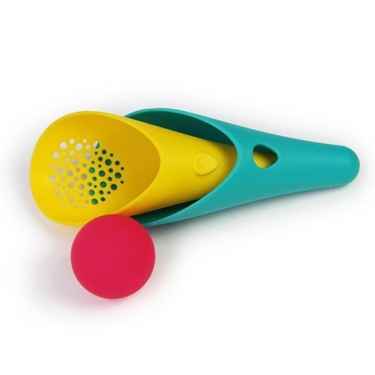 CUPPI. Игровой набор для песка и снега (совочки + мячик, цвет микс) QUUT