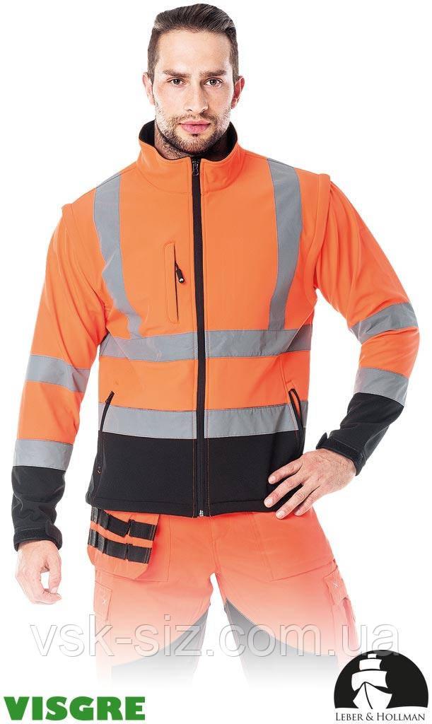 Куртка утепленная рабочая REIS LH-ASCONA