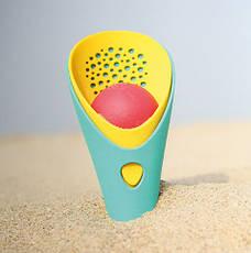 CUPPI. Игровой набор для песка и снега (совочки + мячик, цвет микс) QUUT, фото 2