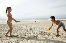 CUPPI. Игровой набор для песка и снега (совочки + мячик, цвет микс) QUUT, фото 3