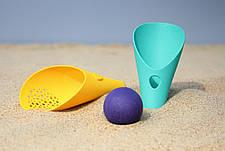 """Игровой набор для песка и снега """"CUPPI"""" (совочки + мячик, цвет микс) QUUT , фото 2"""