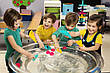 CUPPI. Игровой набор для песка и снега (совочки + мячик, цвет микс) QUUT, фото 4