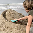 CUPPI. Игровой набор для песка и снега (совочки + мячик, цвет микс) QUUT, фото 5
