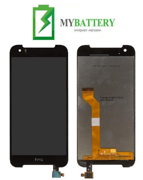 Дисплей (LCD) HTC 830 Desire с сенсором черный