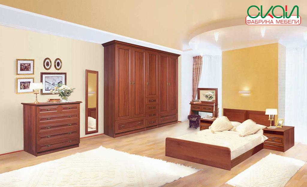 Спальня Люксор (Скай ТМ)