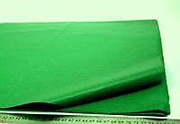 Бумага тишью, зеленая