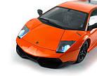 Машинка р/у 1:18 Meizhi лиценз. Lamborghini LP670-4 SV металлическая (оранжевый), фото 3