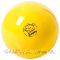 Мяч для художественной гимнастики TOGU 300 г 16см Желтый ТОГУ 430403