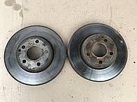 Передние тормозные диски блины пара Mercedes W211