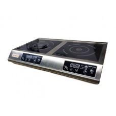 Плита индукционная двупостовая FROSTY 70-KPP1
