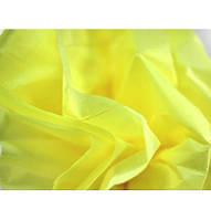 Бумага папиросная для помпонов желтая