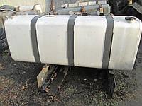 Бак топливный D- образный алюминиевый 730 л б/у