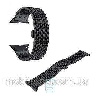 Ремешок Apple Watch Band Dragon Design 38mm черный