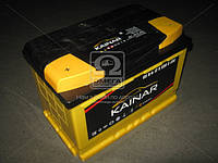 Аккумулятор   65Ah-12v KAINAR Standart+ (278х175х190), L,EN600, (арт. 065 261 1 120 ЖЧ), AGHZX