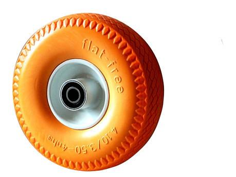 Колесо для тачки PU 4.10/3.50-4nhs Marpol, фото 2