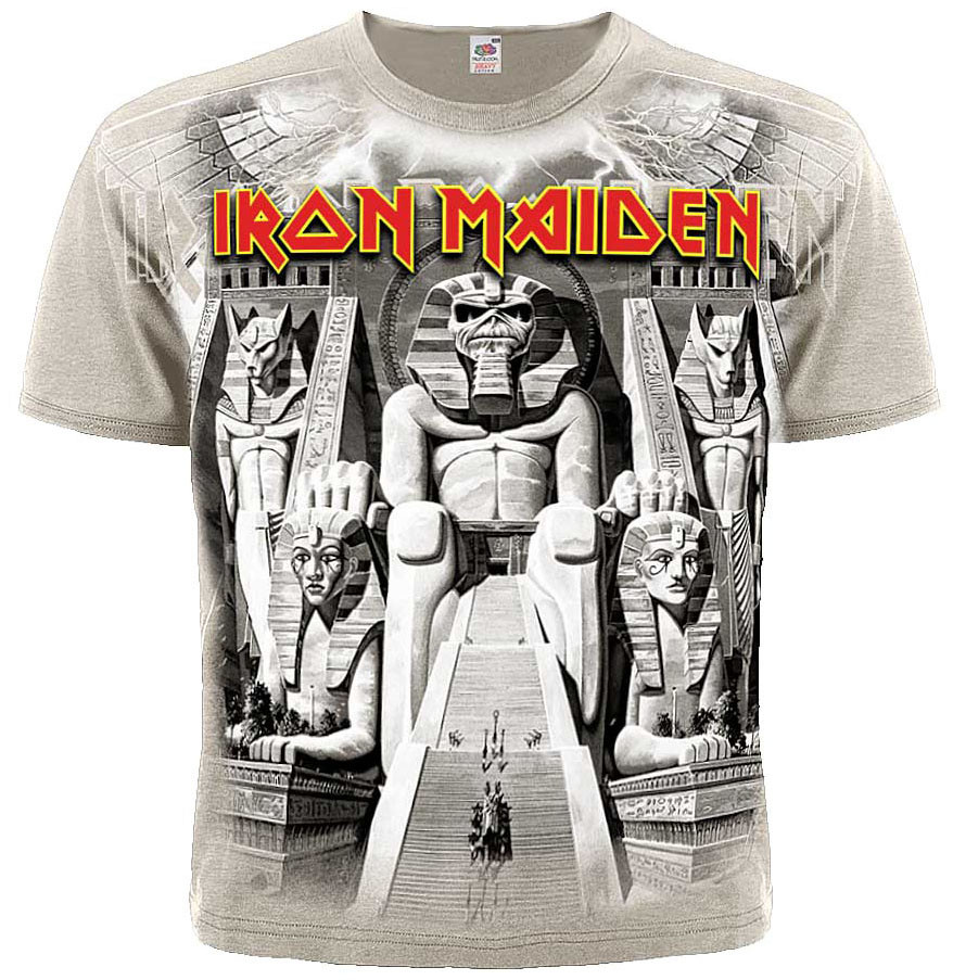 Купить Футболка Iron Maiden - Powerslave