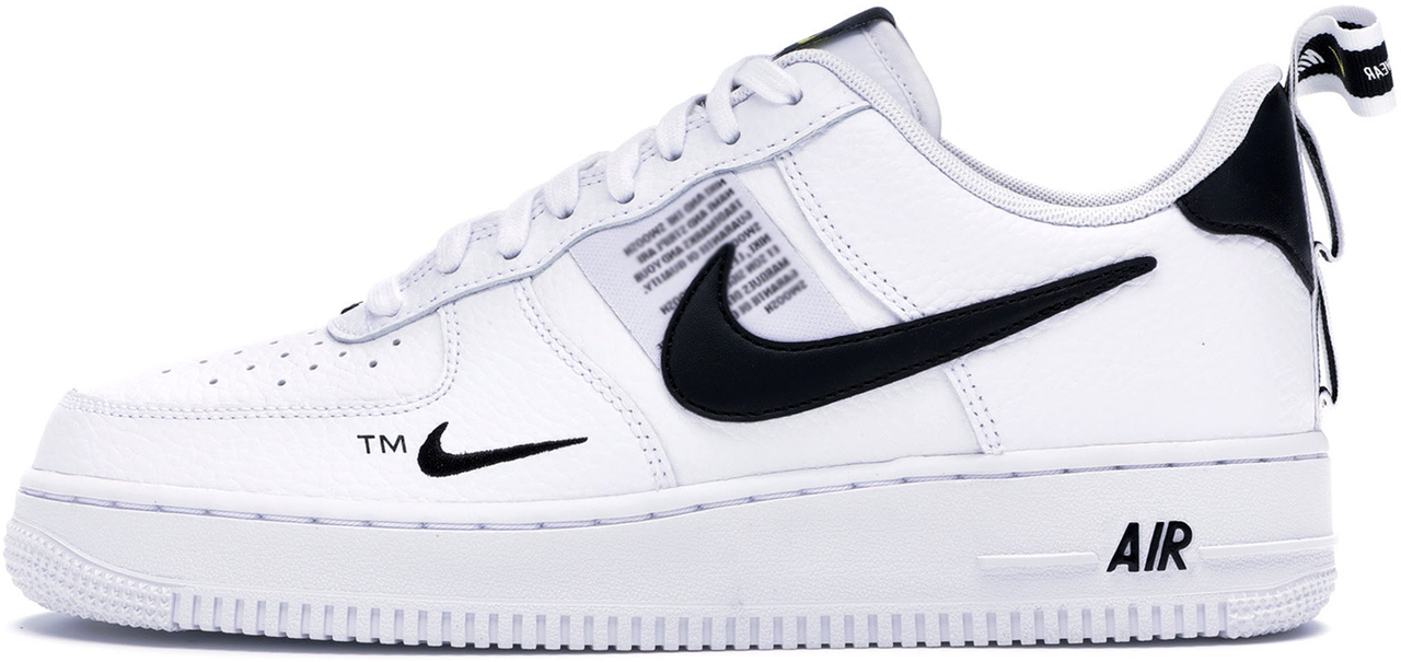 f70522c8 Мужские кроссовки Nike Air Force 1 Low `07 LV8 Utility - White ...