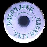 Лента для капельного орошения, GreenLine (Грин Лайн), капельницы через 15см, 2000м