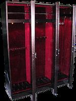 Оружейная комната на 3 отделения на 15 ружей