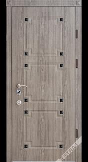 Двери Монограмм Стандарт + «СТРАЖ» (Украина)