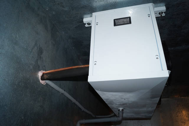Холодильная камера для мясной и рыбной продукции (0..+2С) г. Краматорск 1