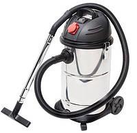 Промышленный пылесос 30 л, 1400 Вт Intertool  DT-1030