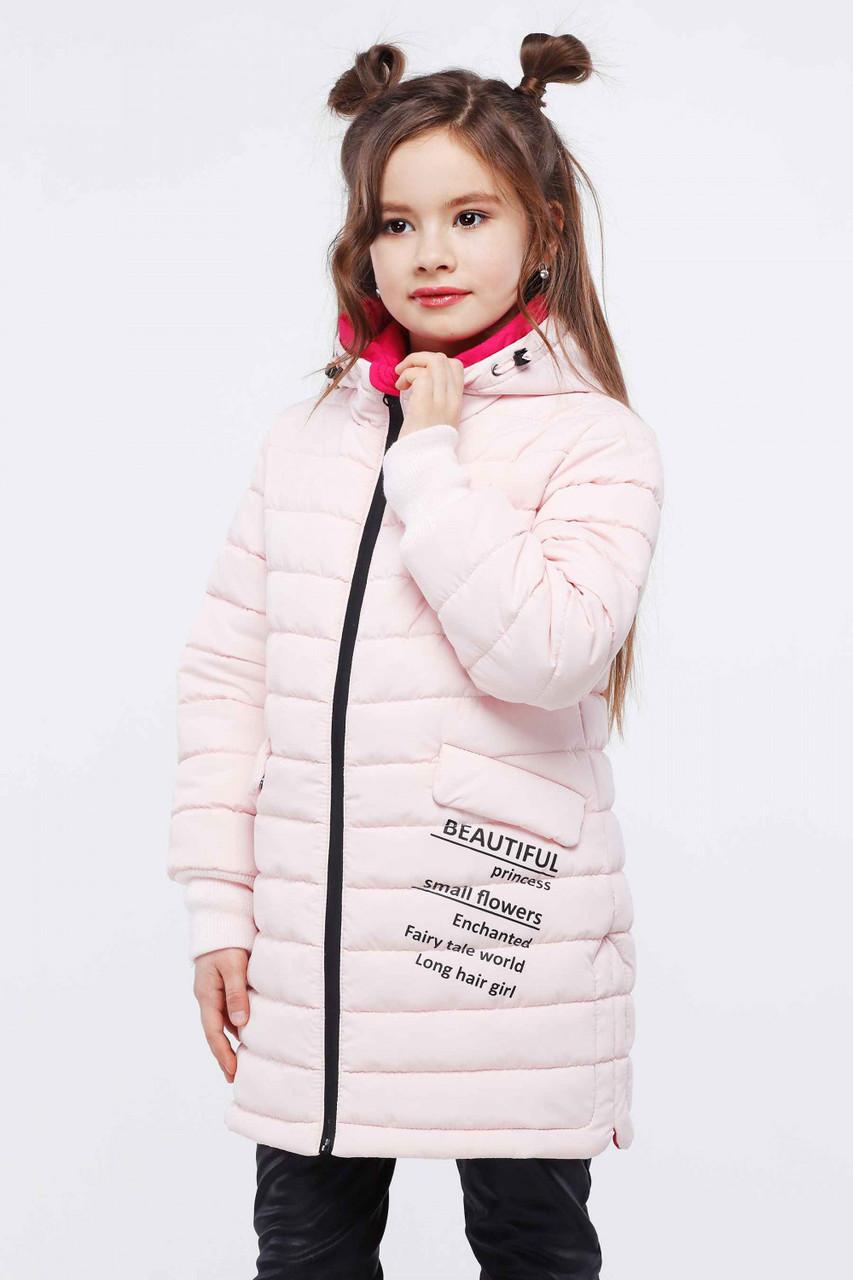 Весенняя куртка на девочку Трикси