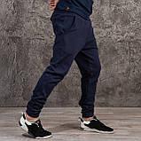 """Спортивные штаны темно синего цвета  """"DIAS"""", фото 2"""