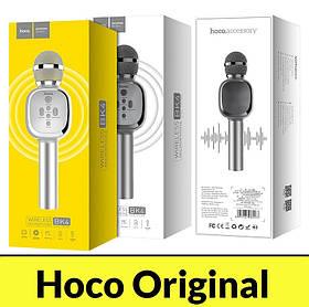 Микрофон караоке HOCO BK4 Soul sound   ORIGINAL