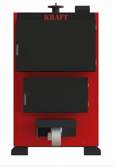 Промышленный котёл с ручной загрузкой топлива KRAFT PROM (Крафт Пром) 800кВт