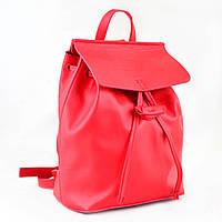 Сумка-рюкзак, красная, 29*22*13.5 YES