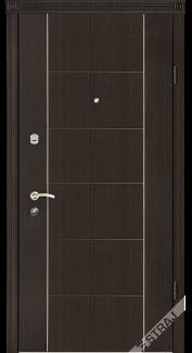 Двери Параллель венге Стандарт «СТРАЖ» (Украина)