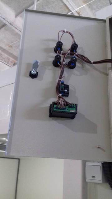 Холодильная камера (+2..+6 С) для кондитерских изделий, г. Днепр, ул. Байкальская 5
