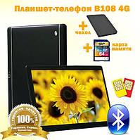 "Игровой Планшет-Телефон B108 4G 10.1"" IPS 2 GB RAM 16 GB ROM GPS FM + Чехол + карта памяти 64GB, фото 1"
