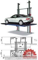 Электрогидравлическая подъемная платформа Omer MOVE 30