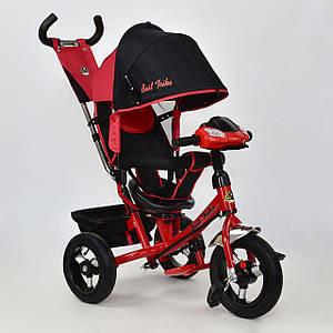 Велосипед трехколесный с поворотным сиденьем Best Trike 7700 В – 6340