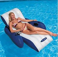 Надувное кресло шезлонг Intex 58868, фото 3