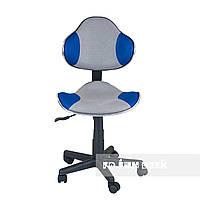 Детский стул для школьника FunDesk LST3 Blue-Grey, фото 1
