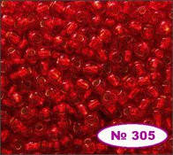 Чешский бисер Preciosa 305-97050, блестящий