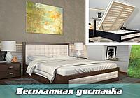 Кровать деревянная Рената Д с подъемным механизмом