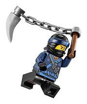 """Конструктор Ninjago Movie Lepin 06062 (аналог Lego 70610) """"Летающая подводная лодка"""" 368 деталей, фото 3"""
