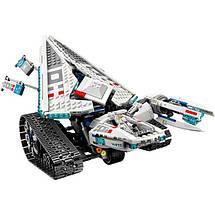 "Конструктор Lepin Ninjago Movie 06061 (аналог Lego 70616) ""Ледяной Танк"" 977 деталей, фото 3"