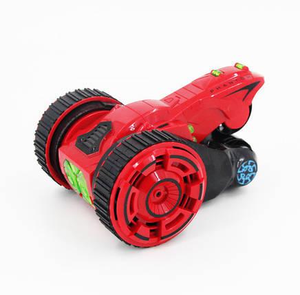 Радиоуправляемая машина-перевёртыш 5588-604-R (красная), фото 2