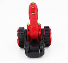 Радиоуправляемая машина-перевёртыш 5588-604-R (красная), фото 3
