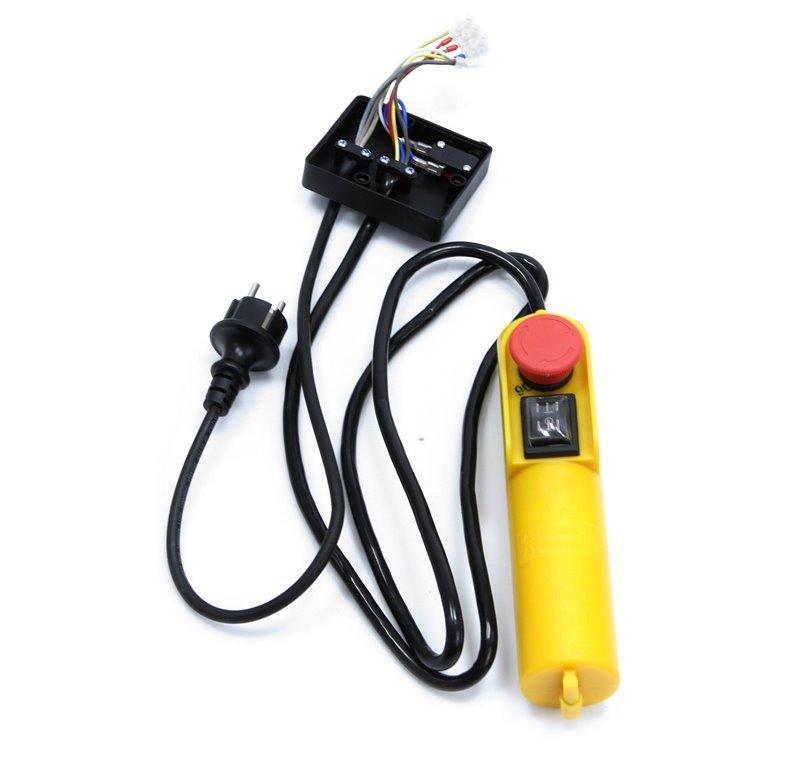 Пульт для лебедки электрический 300/600 230 В/с ящиком/ Marpol